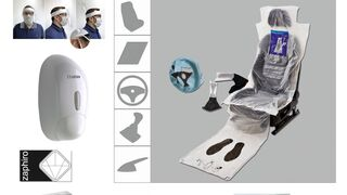 La nueva gama de productos desinfectantes y de protección de Zaphiro para los talleres
