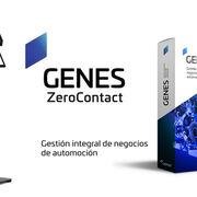 GENES ZeroContact, el Recepcionista Virtual para el Taller