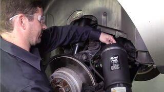 Cómo afecta la inactividad al sistema de suspensión neumática del vehículo