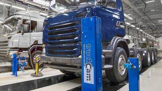 Alineación de ruedas en vehículos pesados: con qué frecuencia se realiza