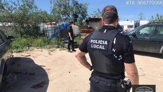 Un taller de Abarán (Murcia), denunciado por la gestión irregular de residuos