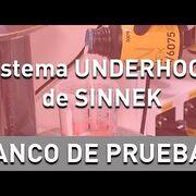 La resina Underhood WA/6075 de Sinnek, certificada en el banco de pruebas de Cesvimap