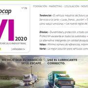 Lee o descarga la versión digital de la revista Infocap para talleres de vehículo industrial
