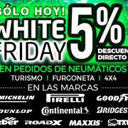 El White Friday de Nex ofrece el 5% de descuento a talleres por compras online este viernes