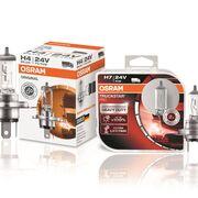 Lámparas de Osram para camiones: la fiabilidad de las gamas Original y TruckStar Pro
