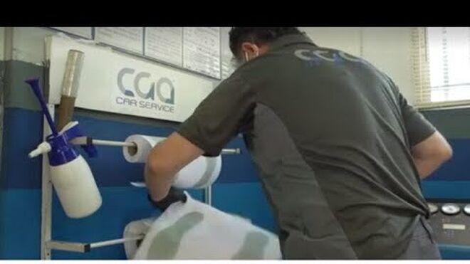 La puesta a punto segura en CGA Car Service, protagonista en las noticias de Antena3