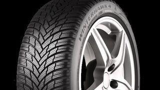 Firestone presenta el Winterhawk 4, su nuevo neumático de invierno