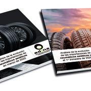 La importación de neumáticos asiáticos cayó el 23,4% durante el primer trimestre