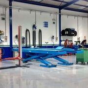 Qué elementos ayudan a mantener el taller limpio