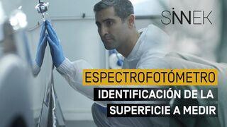 Espectrofotómetro: cómo identificar y preparar la superficie