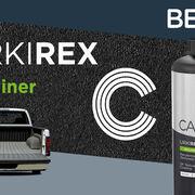 Urki-Rex Bedliner de Besa: su nuevo recubrimiento protector texturizado