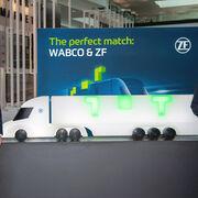 ZF completa la compra de Wabco