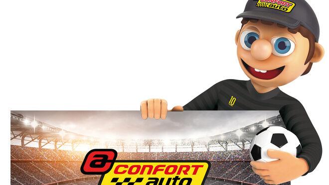 Confortauto volverá a rodar con La Liga en el regreso a la competición