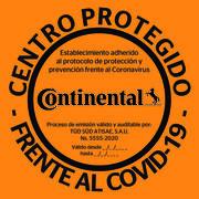 """Continental incorpora el sello """"Taller seguro ante el Covid-19"""" a sus redes"""