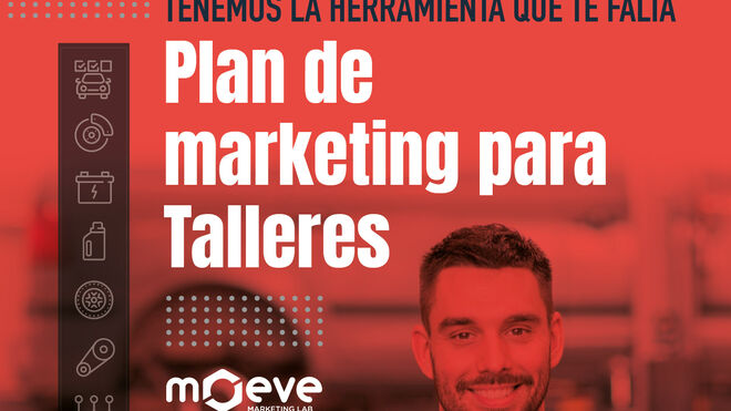 Moeve ofrece a los talleres un plan de marketing digital que refuerce su imagen