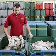 Los paños de limpieza Mewa, aliados sostenibles del taller desde hace más de 100 años