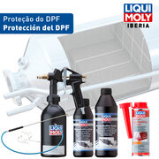 Proteger el filtro de partículas diésel