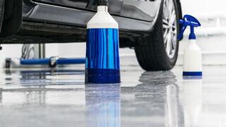 Qué pasos son necesarios para desinfectar la carrocería de un vehículo