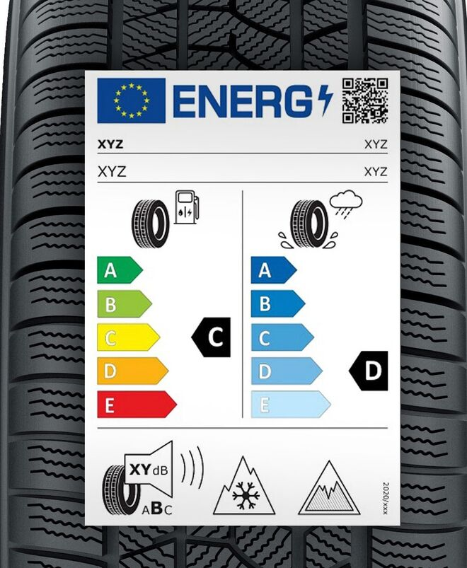 El Reglamento (UE) 2020/740, que modifica el etiquetado de los neumáticos, ha sido publicado