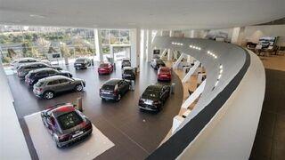 Los concesionarios ofrecen descuentos de hasta el 24% en sus vehículos
