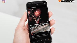 Hankook estrena canal de Instagram para el mercado europeo