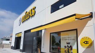 Midas abre un nuevo taller en Majadahonda (Madrid) y ya alcanza 160 centros en España
