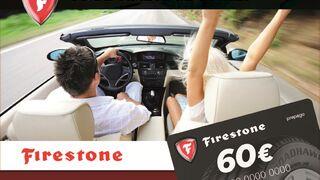 Firestone regala hasta 60 euros por la compra de neumáticos