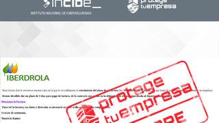 Alerta por fraude a los talleres a través de correos que se hacen pasar por Iberdrola