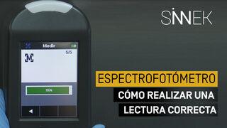 Espectrofotómetro: consejos para una medición correcta