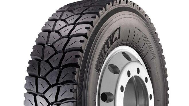 Giti Tire lanza la nueva generación del neumático mixto para camiones GDM686