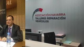 """Luis Ursúa (Antrv): """"No se han cerrado talleres, se han abierto varios nuevos"""""""