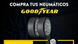 Rodi no cobrará el IVA en compras online de neumáticos Goodyear