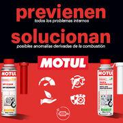 Cuatro nuevos aditivos de Motul para la mejor eficiencia de vehículos diésel y gasolina