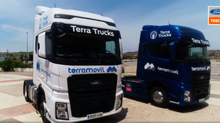 Ford Trucks se extiende por Murcia con la colaboración de Grupo Terramovil