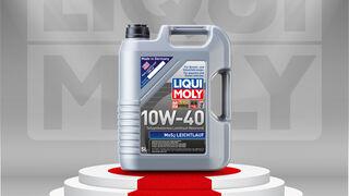 ¿Puede un aceite nuevo de motor ser gris?