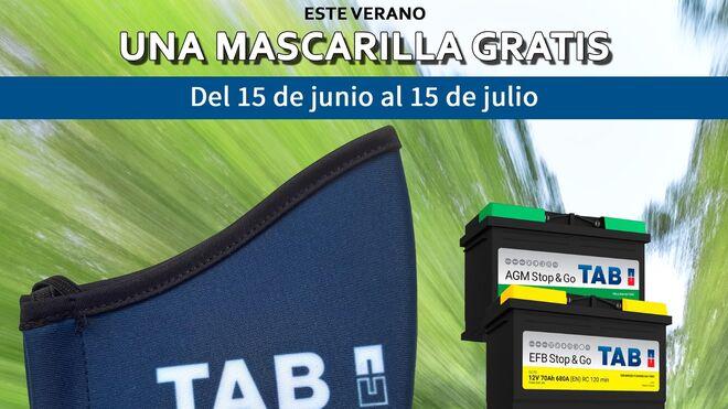 Tab Batteries lanza su tradicional campaña de verano