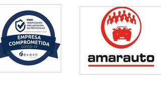 """Amarauto ofrece a sus asociados el sello """"Empresa Comprometida Covid-19"""""""