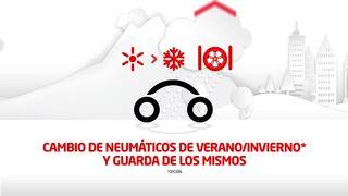 Así funciona Mobox, la tarifa plana de Bridgestone para el montaje y uso de neumáticos