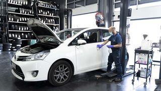 Desinfección de vehículos: ¿Cómo preparar el coche para el fin de la desescalada?