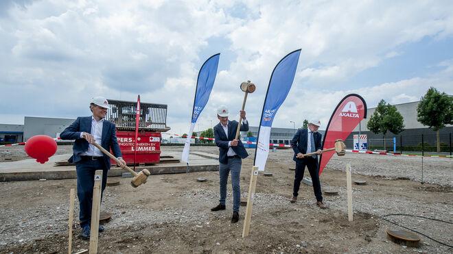 Así será el nuevo centro de repintado de Axalta en Países Bajos