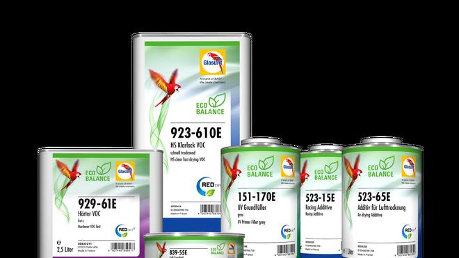 Glasurit amplía su sistema UV con dos nuevas imprimaciones aparejo Eco Balance
