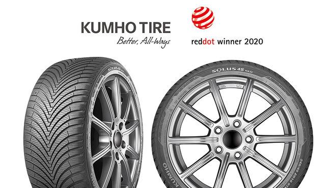 Kumho Tyre presenta Solus 4S HA32, su nuevo neumático all season