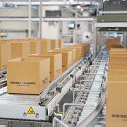 Diesel Technic incorpora la tecnología shuttle en su nuevo almacén automatizado