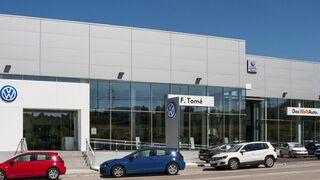 Los concesionarios Volkswagen han aumentado el 15% los pedidos de coches nuevos