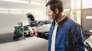 Bosch ofrece un renting para el taller de sus equipos de aire acondicionado