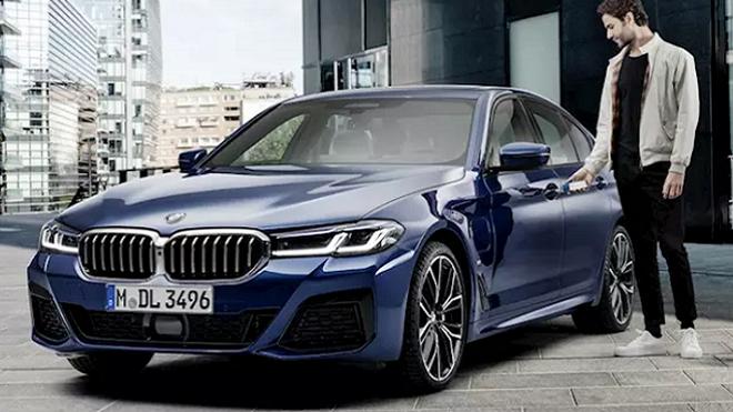 Los móviles iPhone se convierten en las llaves digitales de los coches de BMW