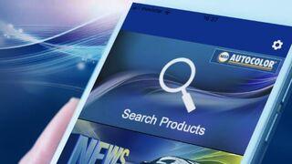 Nexa Autocolor presenta una aplicación para facilitar la dentificación de los productos