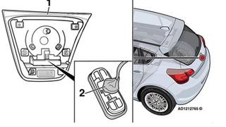 Solución al fallo de desbloqueo del portón al pulsar el interruptor en un Opel Astra
