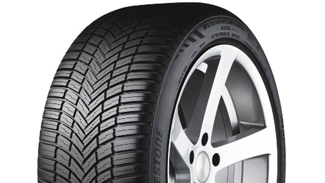 Bridgestone lanza Weather Control A005 EVO, su nuevo neumático all-season