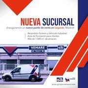 Grupo Vemare incorpora un nuevo punto de venta en Leganés